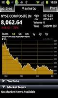 Screenshot of Stock Alert Pro