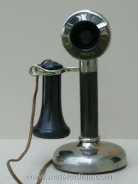 Candlestick Phones - Dean Candlestick 1