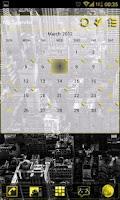 Screenshot of GOWidget Gold ICS Light Free