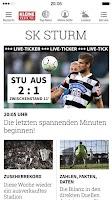 Screenshot of Kleine Zeitung