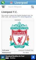 Screenshot of Football Logo Quiz Plus
