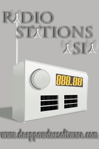 All Radio Stations Asia