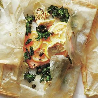 Lemon Caper Artichoke Seafood Recipes