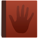 Monkey Write: Radical: Hand icon