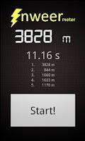 Screenshot of Onweer Meter