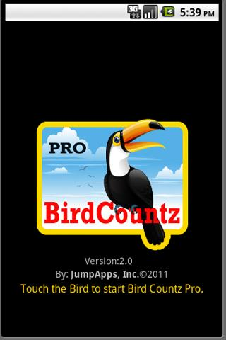 Bird Countz Pro