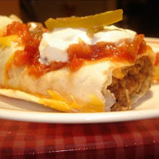 Shirl's Awesome Easy Burritos