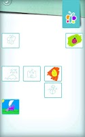 Screenshot of Learning to draw is fun