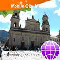 Bogota Street Map icon