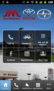 Joe Machens Toyota - screenshot