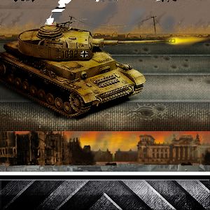 Cover art Panzer War