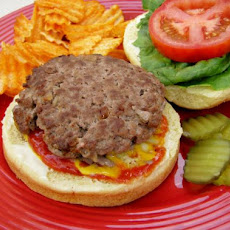 Souper Stuffed Cheese Burgers