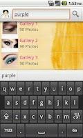 Screenshot of Makeup Ideas