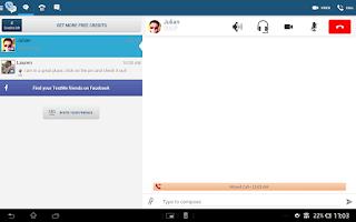 Screenshot of Text Me!  Free Texting & Call