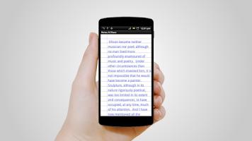 Screenshot of NOTES N SHARE (Notepad)