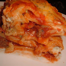 Way-easy Lasagna