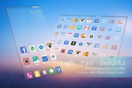 App Cheetah Launcher APK for Kindle
