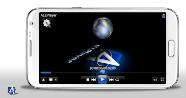 Screenshot of ALLPlayer Video Player