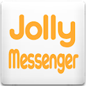 Jolly Messenger CallSMS Widget icon