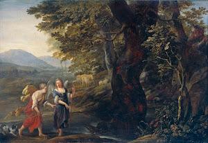 RIJKS: Eglon van der Neer: painting 1690