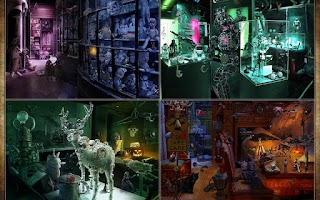 Screenshot of Hidden Objects - Cursed Museum