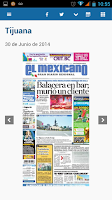 Screenshot of El Mexicano