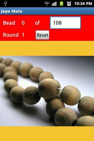 Japa Mala : The prayer beads