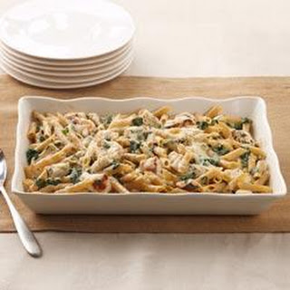 Chicken Penne Florentine Bake Recipes