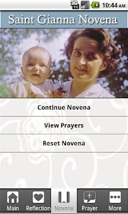 eVotions - St. Gianna - screenshot