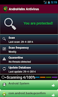 Screenshot of AntiVirus.