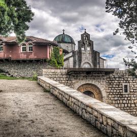 Tvrdos, Bosnia & Herzegovina 001 by IP Maesstro - Buildings & Architecture Places of Worship ( ortodox, hdr, church, serbian, bosnia, maesstro, monestary )