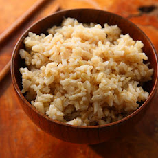 Basic Steamed Brown Rice Recipe