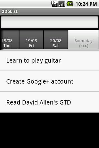 【免費生產應用App】2DoList-APP點子