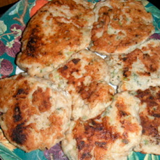 Cajun Fish Patties