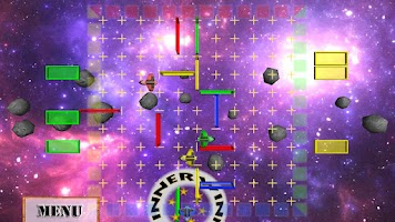Screenshot of Crossing 3D