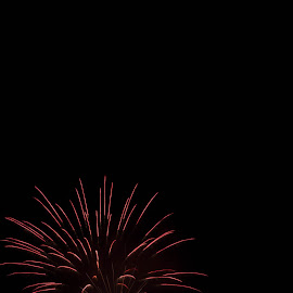 Fireworks by Roland Planitz - Abstract Fire & Fireworks ( feuerwerk, firework, fireworks,  )