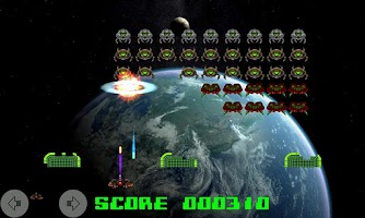 Screenshot of Earth Invasion