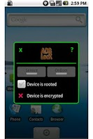 Screenshot of ADB Lock •ROOT•