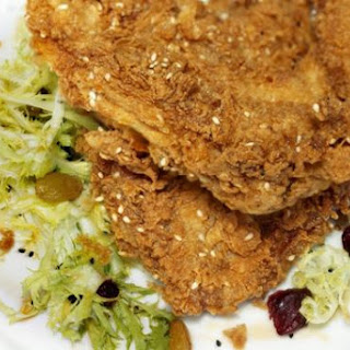 Madras Curry Fried Chicken
