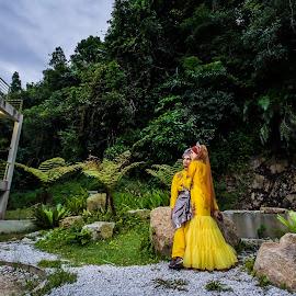 by Mohd Faidzul - Wedding Bride