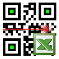 App LoMag Barcode Scanner to Excel apk for kindle fire