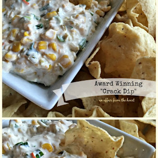 "{Award Winning} ""Crack Dip"""