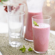 Cranberry & Raspberry Smoothie