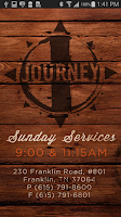 Screenshot of Journey Church Franklin