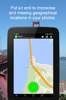 Screenshot of MapCam - GPS Camera Starter