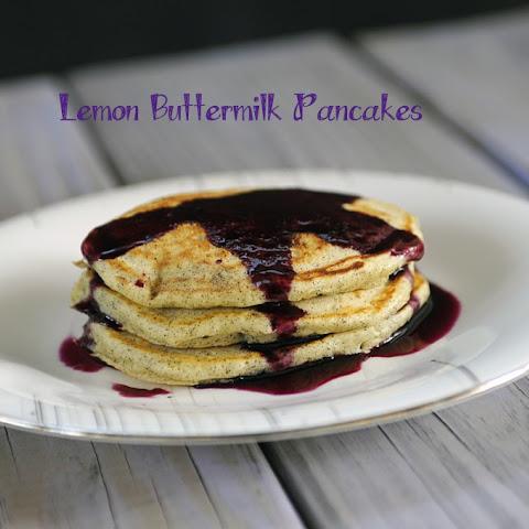 Lemon Buttermilk Pancakes Recipes | Yummly