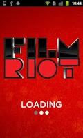 Screenshot of Film Riot