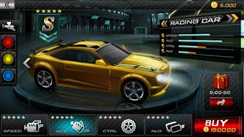 Screenshot of Racing Air