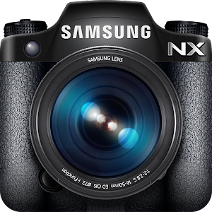 Samsung SMART CAMERA NX Icon