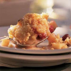 Cranberry-Orange Apple Crisp